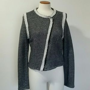 Gap designed and crafted, moto-style jacket